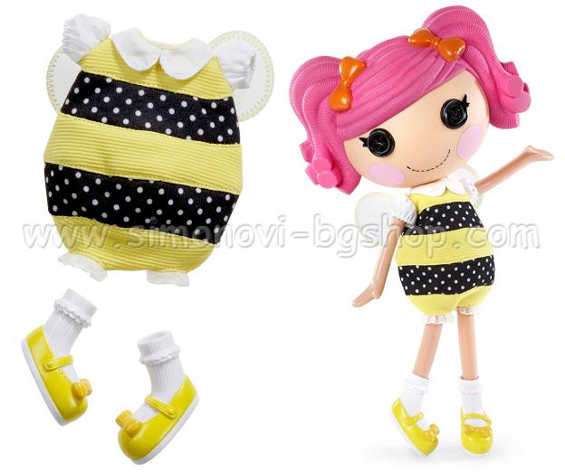 Lalaloopsy Модни облекла Костюм Quot Пчела Quot 500360 Детски