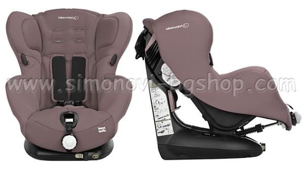 2014 bebe confort 9 18 iseos isofix walnut. Black Bedroom Furniture Sets. Home Design Ideas