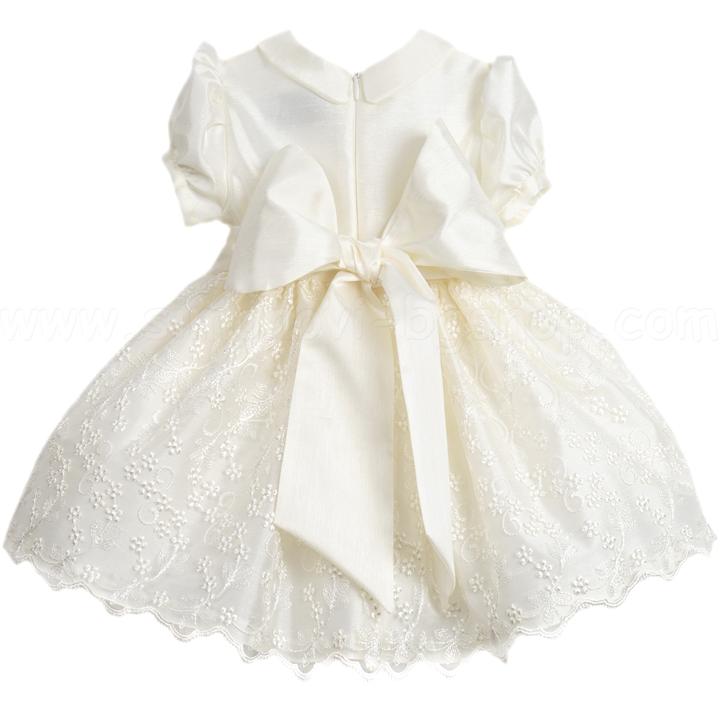 717f5b134de Ross Unique Красива рокля за кръщене и шаферки Детски магазин ...