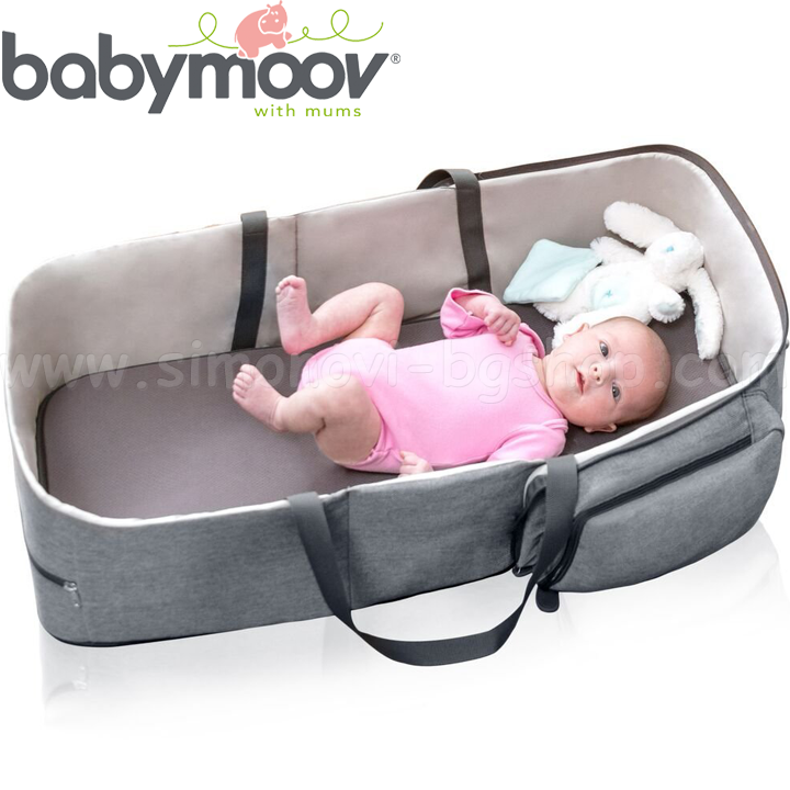 travelnest babymoov changing bag