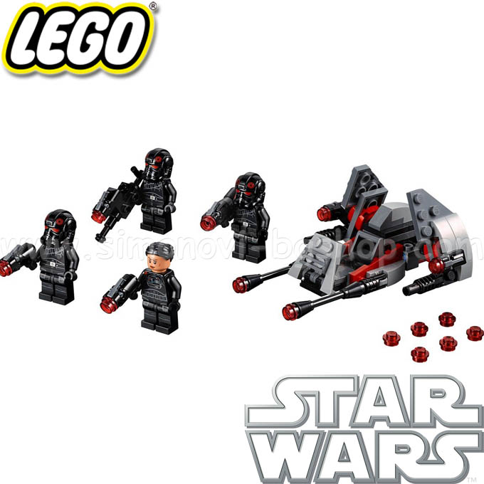 2019 lego star wars 2019 Lego Star Wars - Combat Pack Inferno Divizia 75226