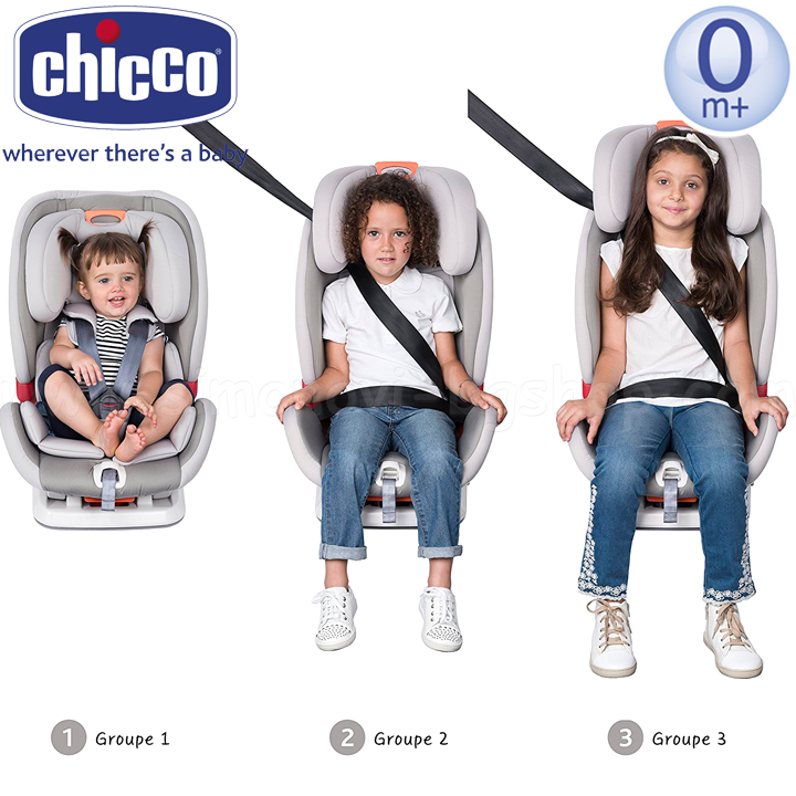 Chicco YouNiverse Стол за кола 9-36кг.