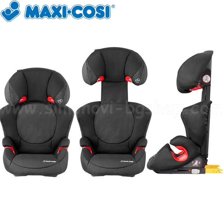 maxi cosi rodi xp isofix 15 36 dawn grey. Black Bedroom Furniture Sets. Home Design Ideas