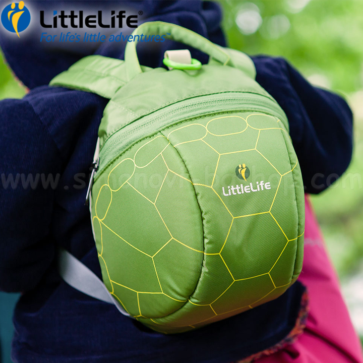 LittleLife Раница за детска градина Костенурка