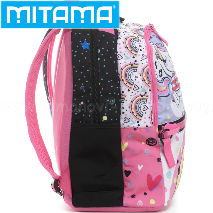 mitama plus rainbow Mitama Plus School backpack Rainbow 63205