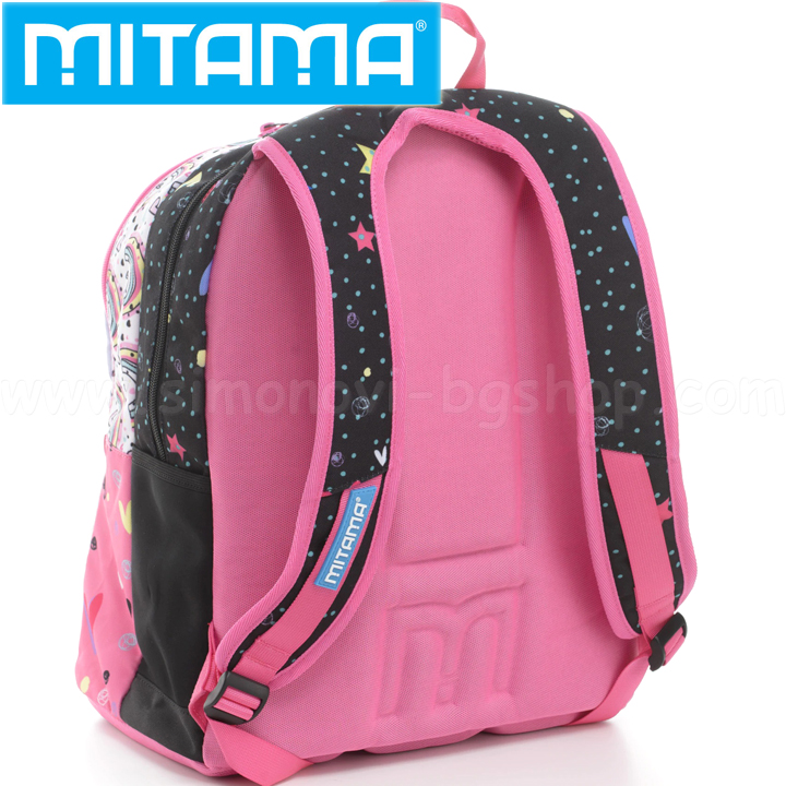 Mitama Plus School backpack Rainbow 63205
