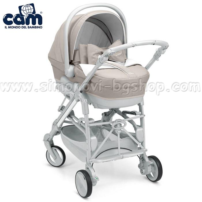 Powerslide Pc Game: *2013 CAM MINU ELITE Комбинирана бебешка количка 3в1 Col