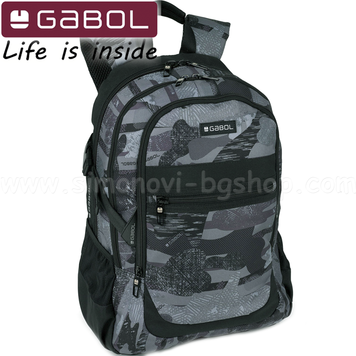 467916793a GABOL Frame Two - compartment rucksack 31024199