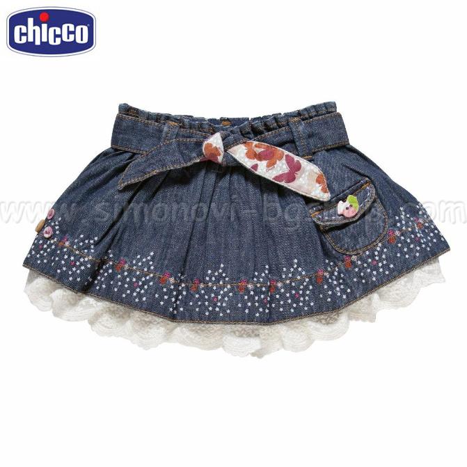 Модная юбка для девочек своими руками 13