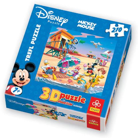 Puzzle Mickey Mouse - Trefl Simonovi BG shop