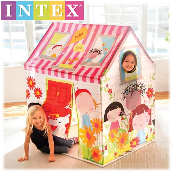 Градински надуваеми центрове Intex Надуваеми играчки