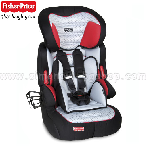 Fisher Price Cronos  In  Booster Car Seat