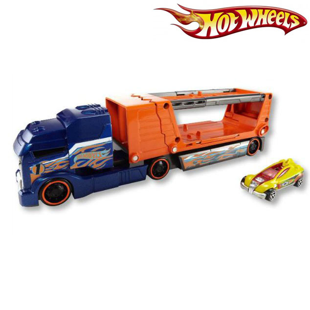 Hot Wheels Crashin Big Rig Hot Wheels Crashin' Big Rig