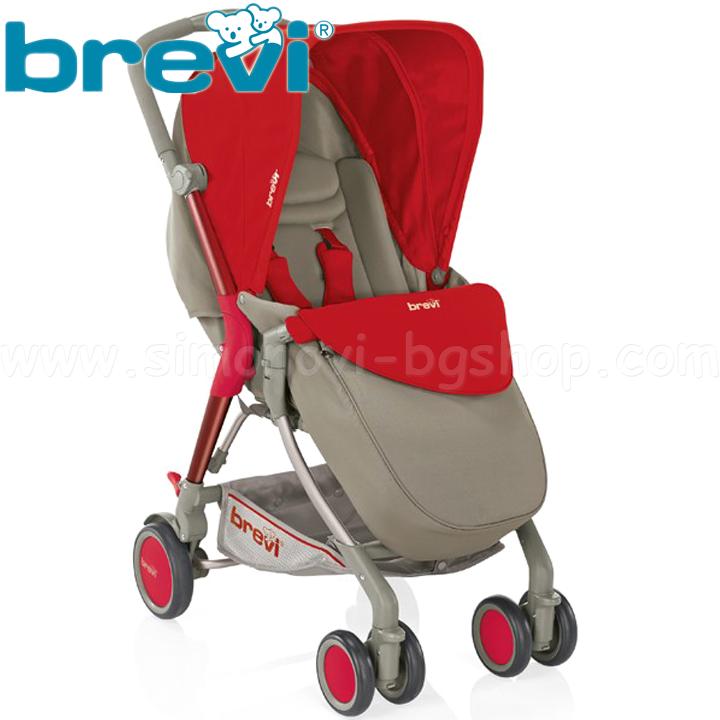 Brevi Бебешки колички Колички и аксесоари