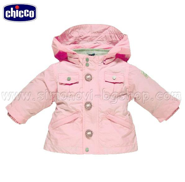 34537d92596 Chicco - Бебешко яке Chicco Pink (50-74 см.)