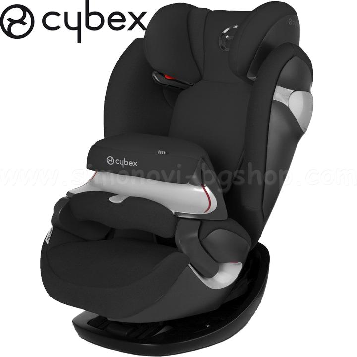 2016 cybex pallas m 9 36 kg happy black. Black Bedroom Furniture Sets. Home Design Ideas