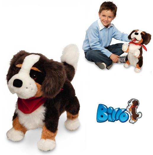 image Col suo giocattolo preferito