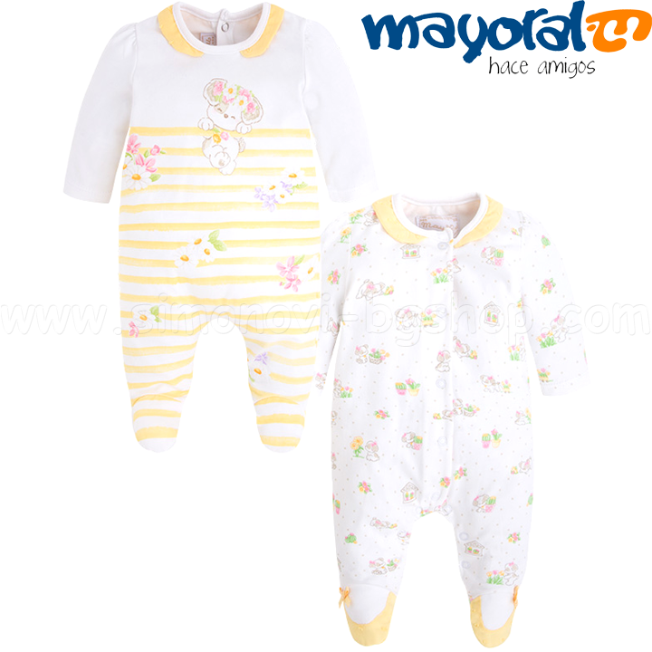 e2e88592774 Бодита и гащеризони Mayoral - Mayoral Бебешки и детски дрехи