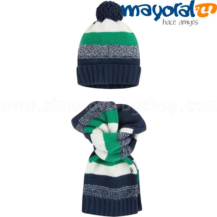 8827a3d4e48 Шапки, шалове и ръкавици Mayoral - Mayoral Бебешки и детски дрехи