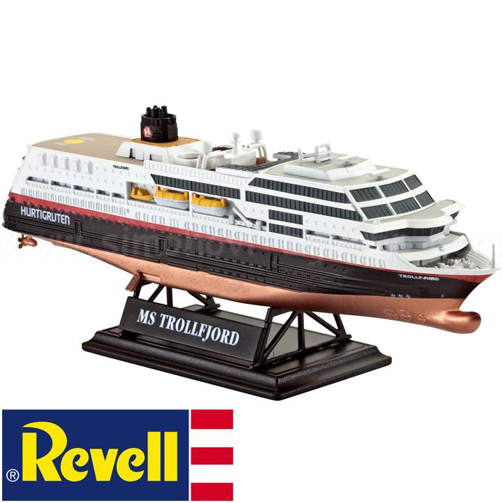 Revell Collapsible model Ship MS Trolling R05815 Simonovi BG shop